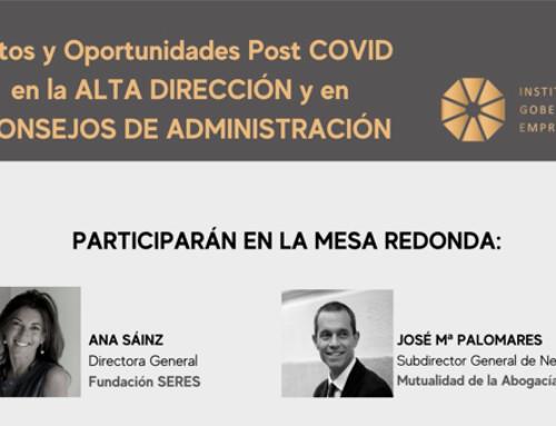 Retos y oportunidades para los Consejos de Administración